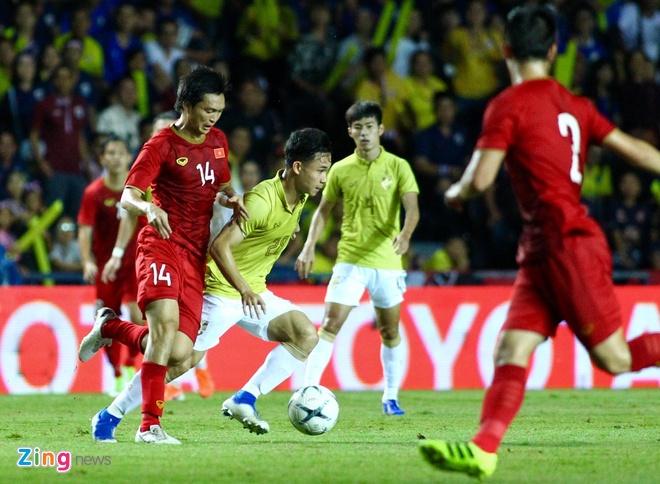 'Thai Lan thua o King's Cup vi van nghi minh la so mot Dong Nam A' hinh anh 2