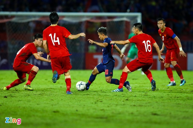 Tran Thai Lan - Viet Nam vao top thu hut nhat vong loai World Cup hinh anh 1