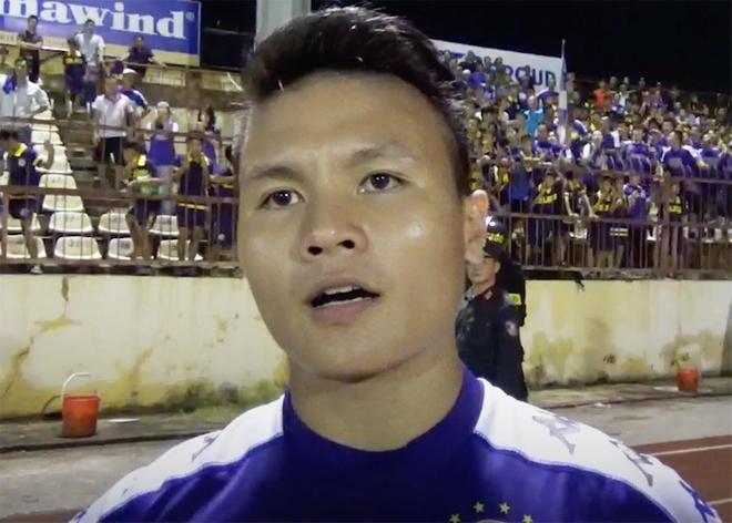 Quang Hai: 'Em se gui anh cho Van Hau' hinh anh