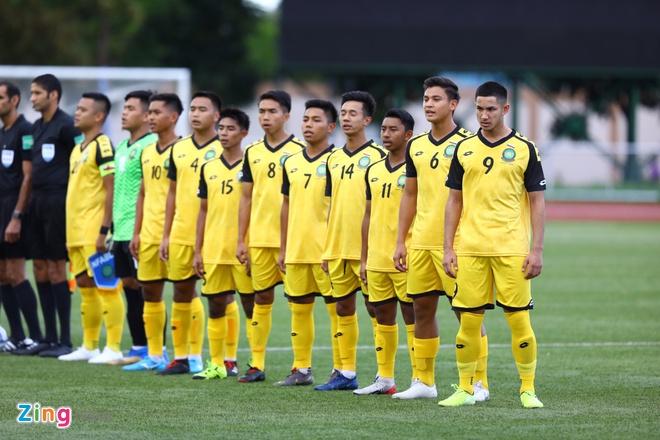 Ngoi sao so mot Brunei da chinh du khong co ten trong doi hinh ra san hinh anh 1