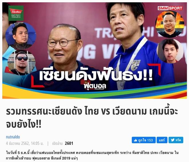 CDV Thai Lan khong tin doi nha co the thang Viet Nam cach biet 2 ban hinh anh 1