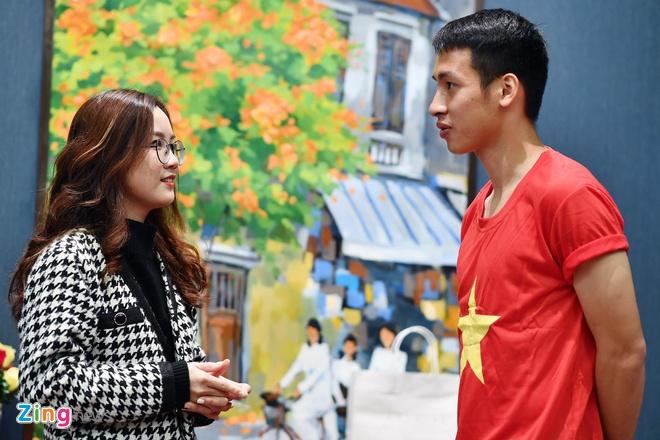 Hung Dung: 'Thay Park la nguoi dau tien bao toi du SEA Games' hinh anh 1