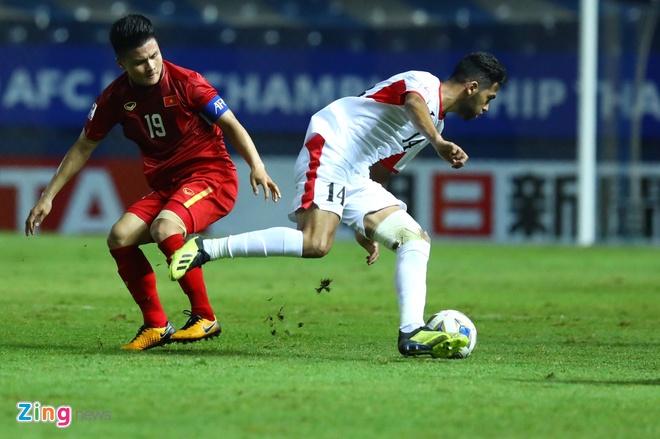 U23 Viet Nam,  U23 Jordan,  U23 chau A 2020,  Park Hang-seo anh 1