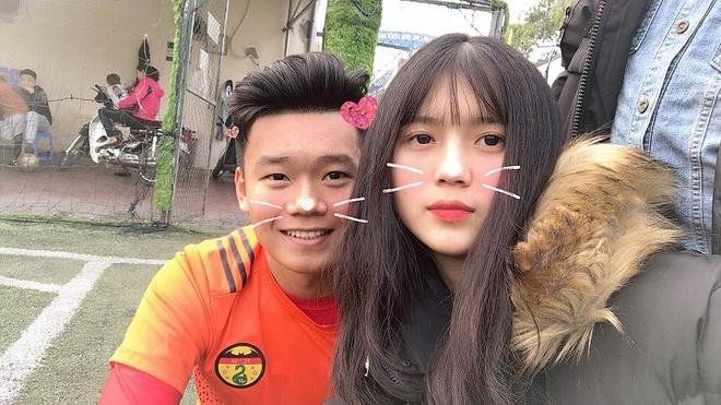 Ban gai Thanh Chung: 'Rat thuong anh khi khong the tham du ASIAD 2018' hinh anh 2