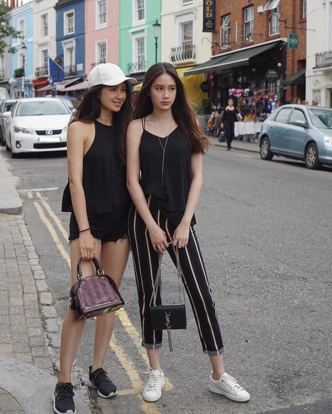 Hot girl Lao goc Viet bat ngo dang anh dao choi pho di bo Ha Noi hinh anh 10