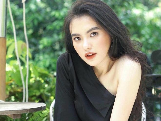Nhan sac xinh xan cua 'hot girl Tran Phu' hinh anh