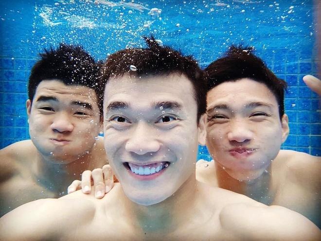 Truoc tran ban ket, dan cau thu Olympic Viet Nam da 'lay loi' the nao? hinh anh
