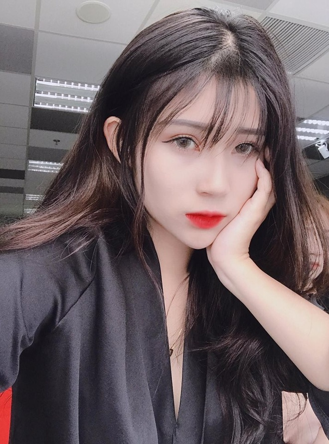 9X Ha Noi bi che gieu vi anh selfie khac han luc len tivi hinh anh 3
