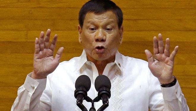 TT Duterte the san duoi toi pham ma tuy toi 'cong dia nguc' hinh anh
