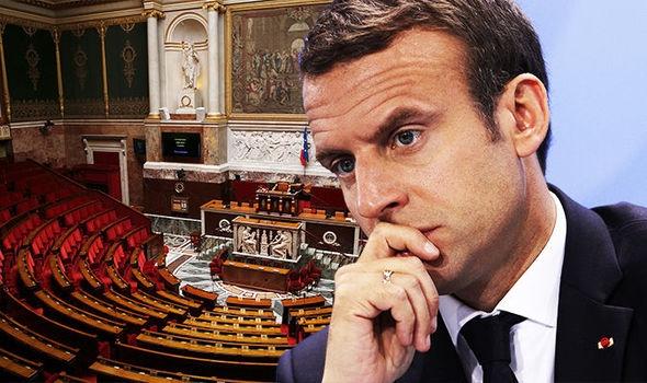 Sau 100 ngay, dan Phap bat dau 'het yeu' Macron hinh anh