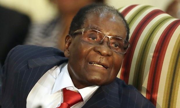 WHO rut chuc Dai su thien chi cua Robert Mugabe hinh anh 1