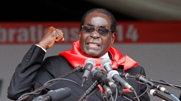 WHO rut chuc Dai su thien chi cua Robert Mugabe hinh anh