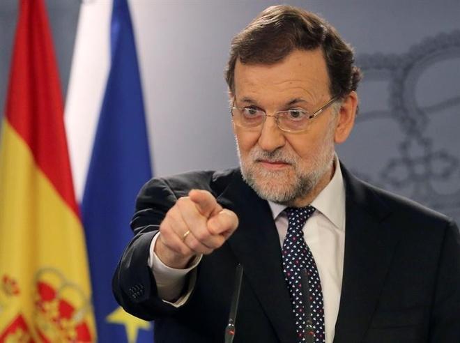 Tay Ban Nha giai tan nghi vien va toan bo noi cac Catalonia hinh anh 1