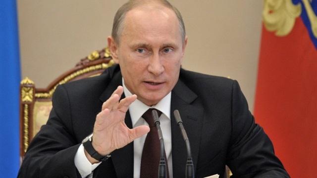 Tong thong Putin chi dao ho tro Viet Nam 5 trieu USD khac phuc bao lu hinh anh