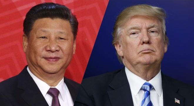 Donald Trump - Tap Can Binh: Nhung cuoc gap khien ca the gioi doi theo hinh anh