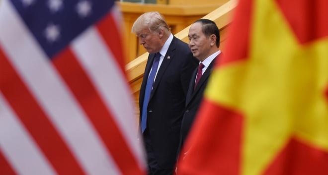 3 ngay cua Tong thong Trump va 'dieu ky dieu Viet Nam' hinh anh