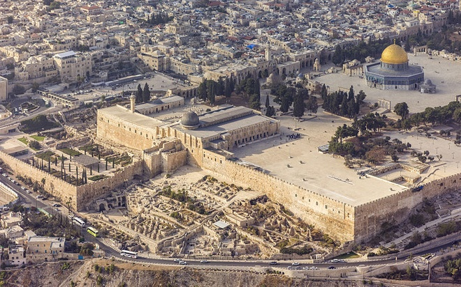 Xung dot Israel - Palestine anh 6