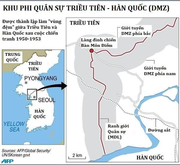 Han Quoc: TT Trump co cong lon buoc Trieu Tien phai doi thoai hinh anh 2