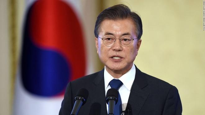 Han Quoc: TT Trump co cong lon buoc Trieu Tien phai doi thoai hinh anh 1