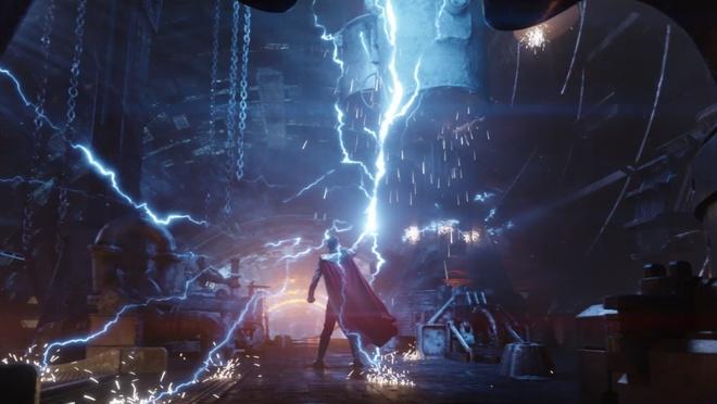 'Infinity War' chung minh Thor dang la sieu anh hung manh nhat MCU hinh anh 1