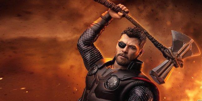 'Infinity War' chung minh Thor dang la sieu anh hung manh nhat MCU hinh anh 3