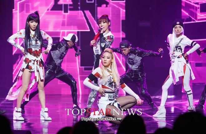 2NE1 bo tat ca chuong trinh giai thuong cuoi nam hinh anh 1 Fan sẽ không được nhìn thấy 2NE1 trên sân khấu cuối năm trừ CL.