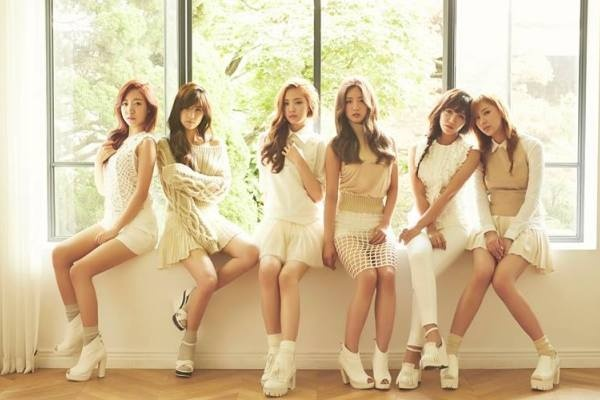 Apink mo uoc thanh SNSD the he moi hinh anh
