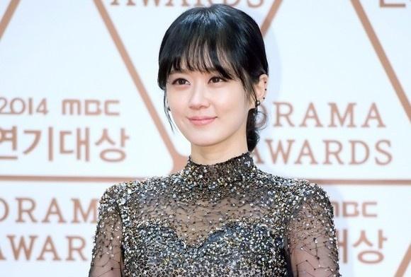 Jang Na Ra boi thu giai thuong tai MBC Drama Awards hinh anh