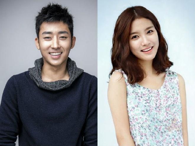 Kim So Eun lo anh hen ho dem voi Son Ho Joon hinh anh 2 Son Ho Joon và Kim So Eun.