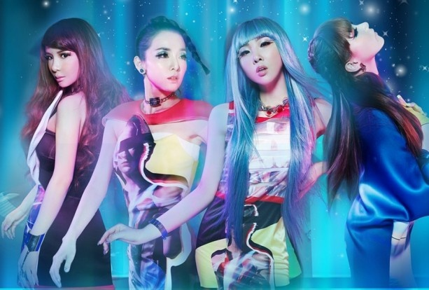 Big Bang, 2NE1 duoc YouTube vinh danh hinh anh