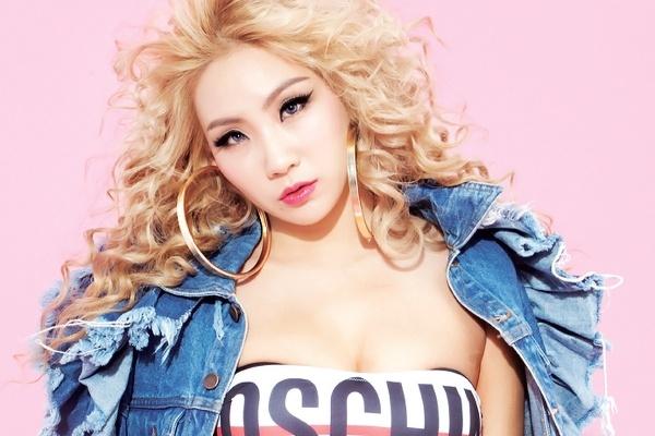 CL (2NE1) vao de cu danh sach quyen luc 'Time 100' hinh anh