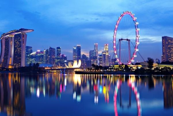 Nhung dieu bat ngo o Singapore trong mat khach Tay hinh anh