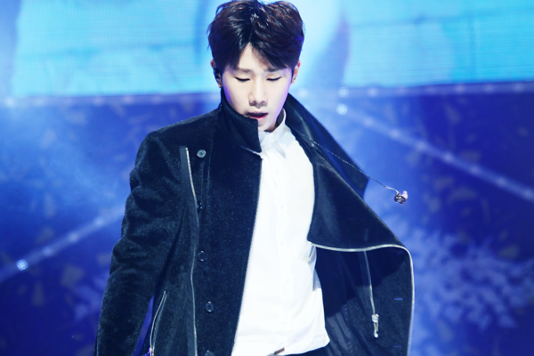 Sungkyu (INFINITE) lam MV tuong nho fan xau so hinh anh