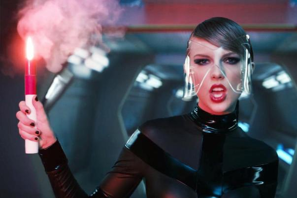 MV bom tan cua Taylor Swift bi nghi bat chuoc 2NE1 hinh anh