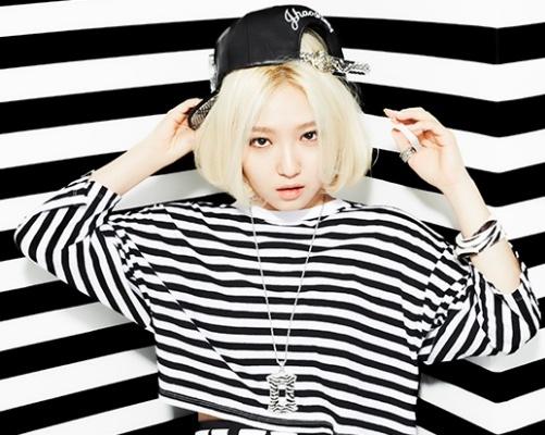 13 nam gan bo voi JYP cua Min (miss A) hinh anh