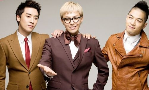 Taeyang ghet Seungri gia nhap Big Bang hinh anh