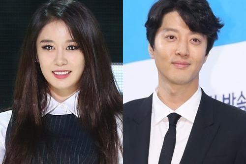 Jiyeon (T-ara) cong khai khen Lee Dong Gun sau tin hen ho hinh anh