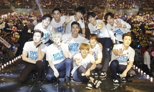 Fan nghi ngo Super Junior sap tan ra hinh anh