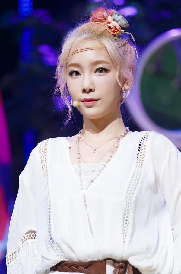 Chan tin don, truong nhom SNSD doi kien cu dan mang hinh anh 1 Vừa tung đĩa đơn Party cùng SNSD, Taeyeon
