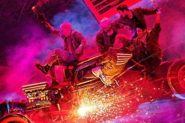 Vuot Taylor Swift, Big Bang thang binh chon MTV Iggy hinh anh