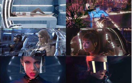Dao dien 'Come Back Home' binh luan vu Taylor Swift nhai 2E1 hinh anh