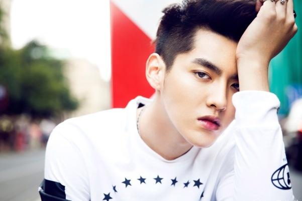 Sau Luhan, SM Entertainment lai kien Kris (EXO) hinh anh