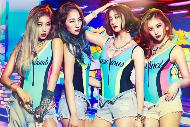 Wonder Girls quyen ru voi phong cach thap nien 80 hinh anh