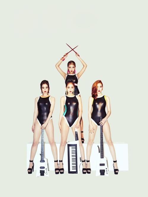 Fan that vong vi Wonder Girls la ban nhac nua voi hinh anh 1