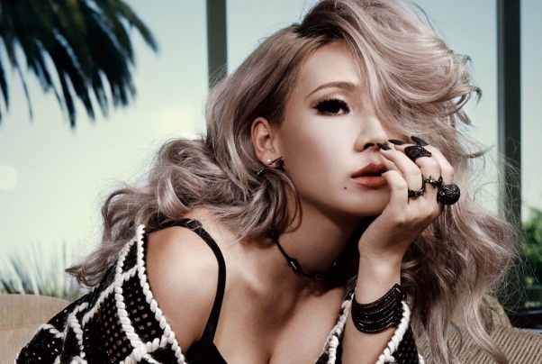Nguoi mau Han kho chiu vi bi so sanh voi CL (2NE1) hinh anh
