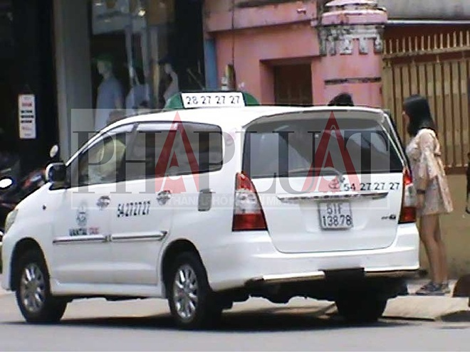 taxi doi lot anh 3