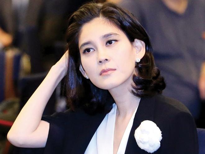 5 phu nu giau nhat Han Quoc nam 2018 hinh anh