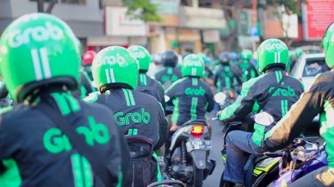 Grab rot 250 trieu USD cho cac startup Indonesia de doi dau Go-Jek hinh anh