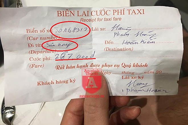 Khach Nhat Ban di 2 km bi taxi 'du' thu phi dat gap hon 10 lan hinh anh