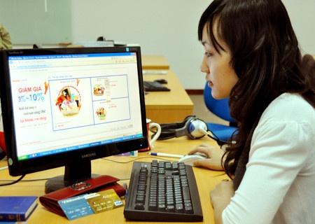 98% nguoi dung Internet Viet Nam mua hang qua mang hinh anh